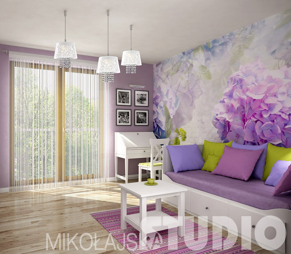 jak urz dzi pok j dzieci cy miko ajskastudio krystyna miko ajska. Black Bedroom Furniture Sets. Home Design Ideas